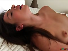 Sexy Teen Lesbo Playing It Real Dirty Today