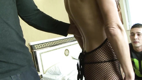 Mature Wife Wants Ass Fuck With Big Black Dick