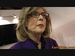 Granny Takes Black Dick