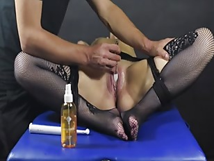 Clit Brush Edging Game Post Orgasm Torture