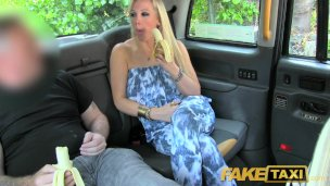 FakeTaxi   Innocent Student Does Anal