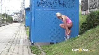 Got2Pee   Peeing Women Compilation 004