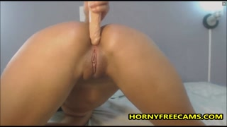 Hardcore Messy DP And Huge Squirt