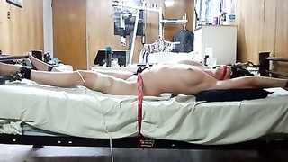 Post Orgasm Torture To My Girlfriend Witha Magic Wand.