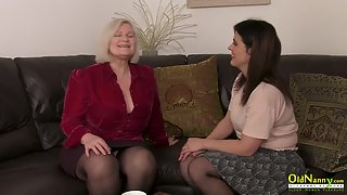 Lacey Starr Has Hot Oral Sex With Montse Swinger